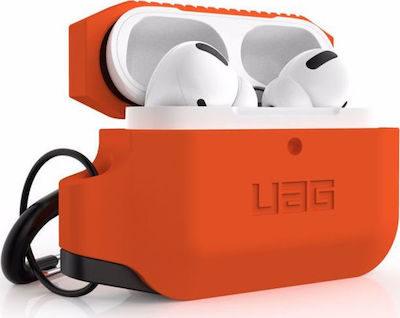 UAG Silicone Case For AirPods Pro Πορτοκαλί