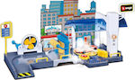 Bburago Street Fire 1/43 Car Wash Play Set
