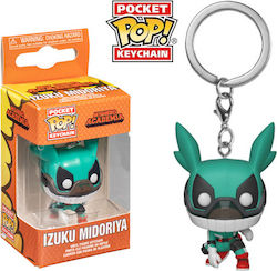Pocket Pop! Keychain Funko Pop!: My Hero Academia - Izuku Midoriya