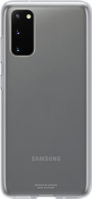 Samsung Clear Cover Transparent (Galaxy S20)