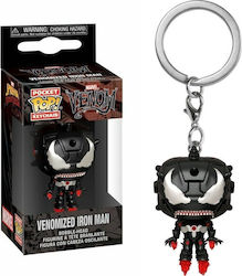 Pocket Pop! Keychain Marvel: Venom - Venomized Iron Man