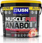 USN Hardcore Muscle Fuel Anabolic 4000gr Strawberry