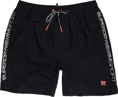 Superdry Swimsport MS300036A-02A Black