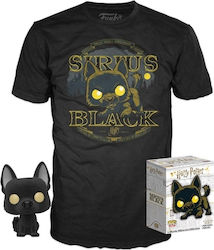 Pop! Tees Movies: Harry Potter - Sirius Black as Dog (L)