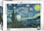 Starry Night by Van Gogh 1000pcs (6000-1204) Eurographics
