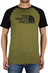The North Face Raglan Εasy NF0A37FV7D61 Green