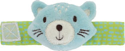 Kikka Boo Kit The Cat Wrist Rattle