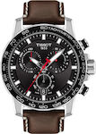 Tissot Supersport Black/Brown