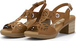 Oh My Sandals 4584 Tabac