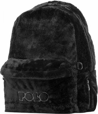 Polo Mini Fur Black