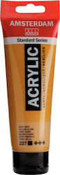Royal Talens Amsterdam All Acrylics Standard 120ml Yellow Ochre 227