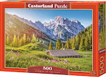 Summer in the Alps 500pcs (B-53360) Castorland