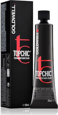Goldwell Topchic Permanent Hair Color KK MIX Χάλκινο