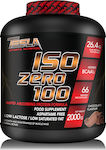 Tesla Sports Nutrition Iso Zero 100 2000gr Chocolate
