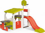 Smoby Playhouse & Fun Center