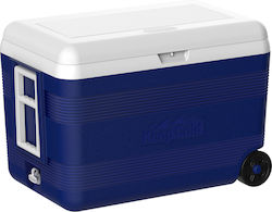 Cosmoplast Keepcold Ice Box With Wheels 65lt