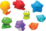 Infantino Sea Chums Squirters 8pcs