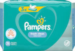Pampers Fresh Clean 3 Packs 156τμχ