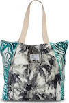 Fabrizio beach bag 23 liters turquoise