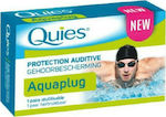 Quies Aquaplug 1 Pair