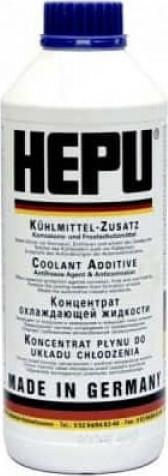 HEPU P999 Αντιψυκτικό G11 Μπλε 1.5lt - Skroutz.gr