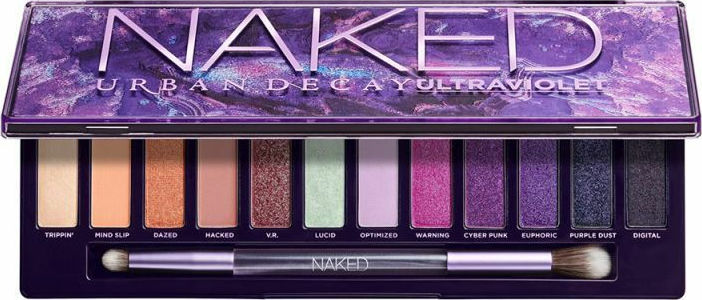 Pin on Urban decay naked ultraviolet pallet