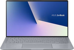 Asus ZenBook 14 Q407IQ (R5-4500U/8GB/256GB/GeForce MX350/FHD/W10)
