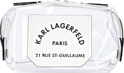 Karl Lagerfeld K/Journey Transparent 205W3228 Clear