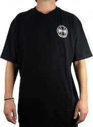 INDEPENDENT CONVERGE T-SHIRT BLACK