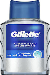Gillette Stormforce After Shave Splash 100ml