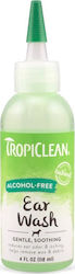 Tropiclean Ear Wash Alcohol-Free 118ml