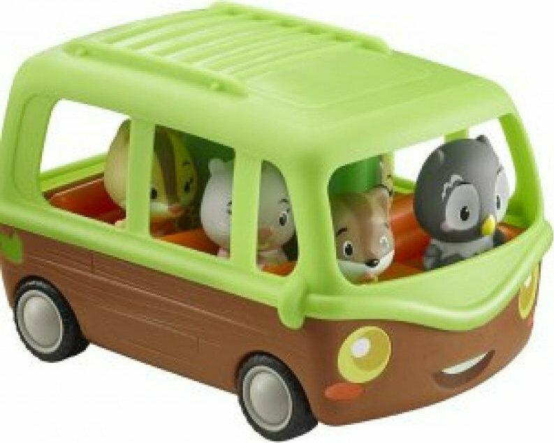 Les Klorofil Λεωφορείο Περιπέτειας