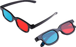 Kemei 3D Glasses Red/Blue