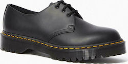 DR MARTENS WOMAN 1461 BEX SMOOTH LEATHER BLACK