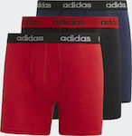 Adidas Briefs Ανδρικό Boxer 3 Pack Navy / Black...