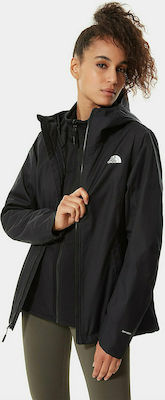 The North Face Quest Triclimate NF0A3Y1IJK31 Black