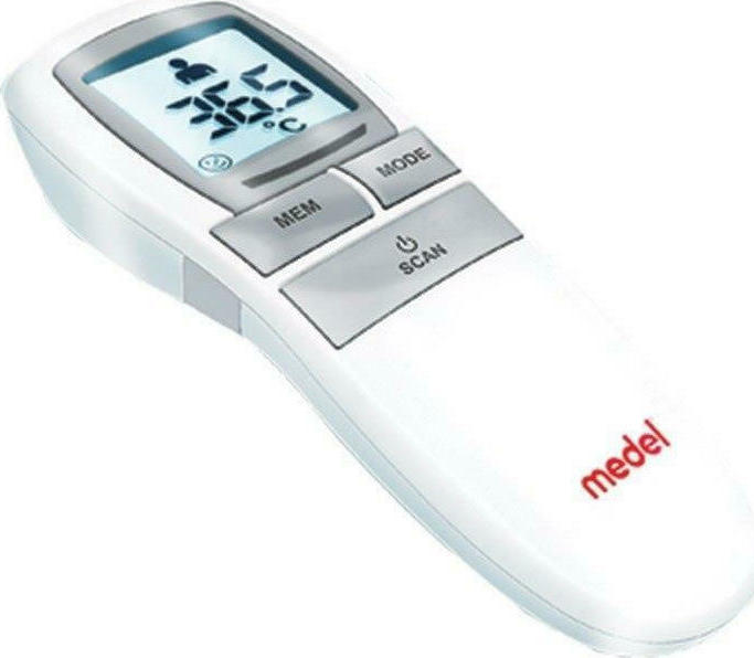 Medel No Contact Thermometer (8057017951278) - Πληρωμή και σε έως 36 Δόσεις!!!