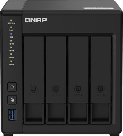 QNap TS-451D2-4G (TS-451D2-4G) - Πληρωμή και σε έως 36 Δόσεις!!!