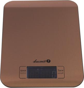 Lucznik KS-509B Ψηφιακή Ζυγαριά Κουζίνας 5kg (KS-509B) - Πληρωμή και σε έως 36 Δόσεις!!!