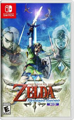 Legend Zelda Skyward Sword HD Switch
